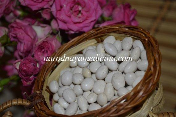 белая фасоль польза и вред