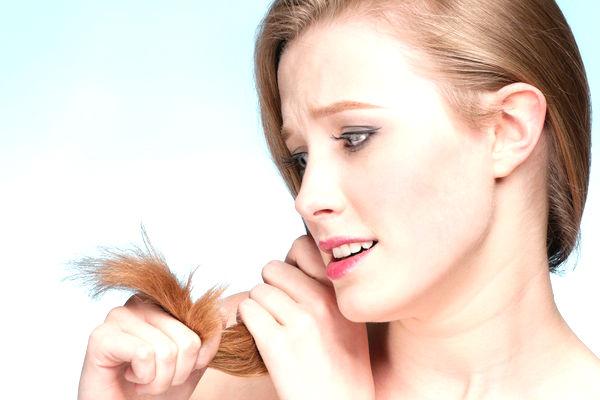секуться кончики волос причины