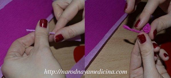 как сделать оригинальную валентинку своими руками