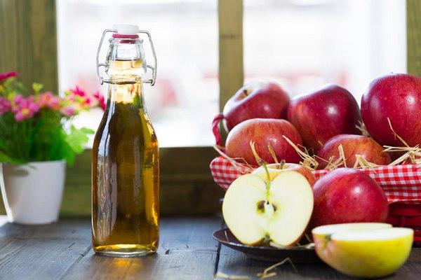 Яблочный уксус применение