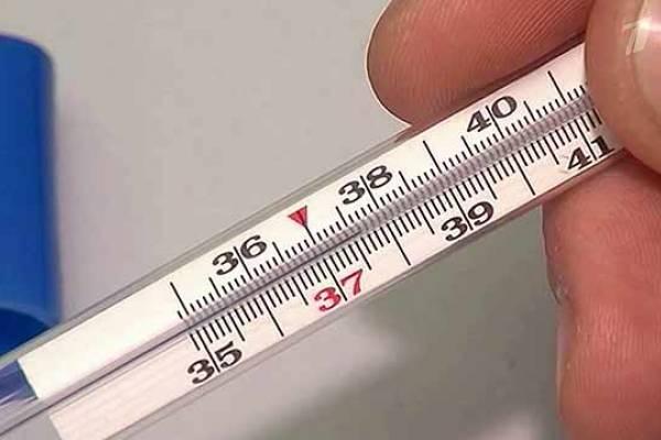 Как сбить температуру уксусом