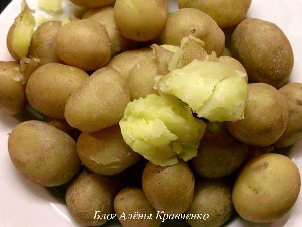 Компресс от кашля для ребенка из картошки
