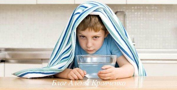 Содовые ингаляции при кашле детям