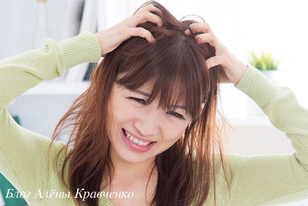Зуд кожи головы причины и лечение