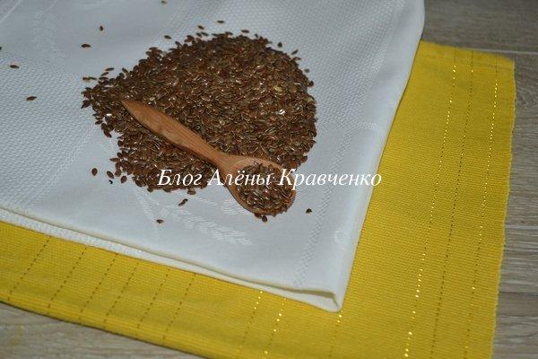 Семя льна с кефиром для похудения