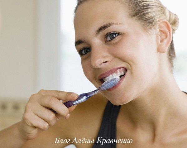 Как отбелить зубы перекисью водорода и содой
