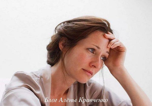 Анемия у женщин