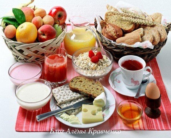 Артрит питание
