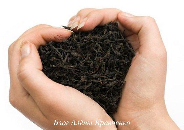 Чай от неприятного запаха ног