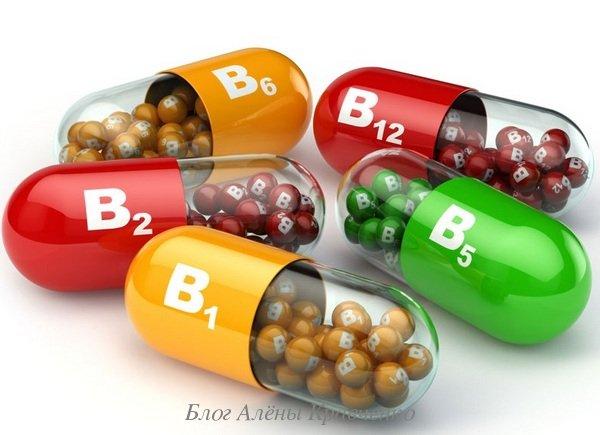 Витамины при судорогах