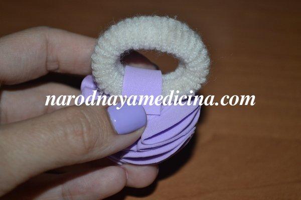 Резинки зефирки из фоамирана