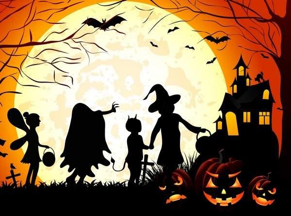 Самайн и Хэллоуин