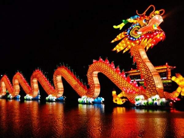 История Нового года в Китае