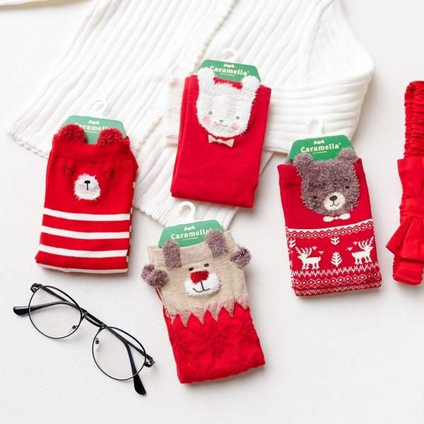 Носки бабушке на Новый год