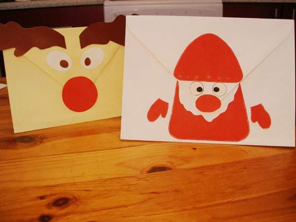Как писать письмо Деду Морозу адрес