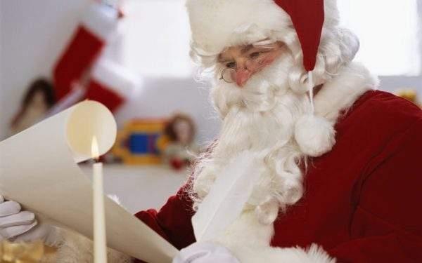 Как писать письмо Деду Морозу правильно