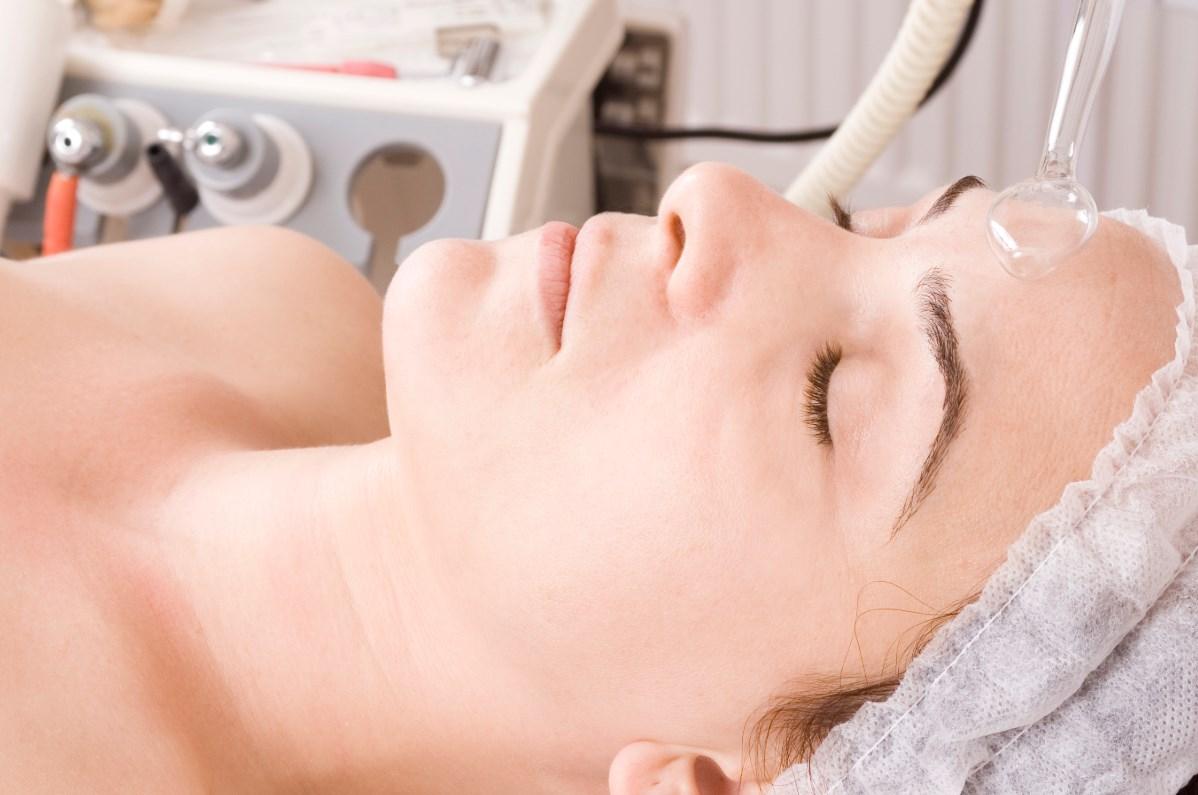 Озонотерапия лицо