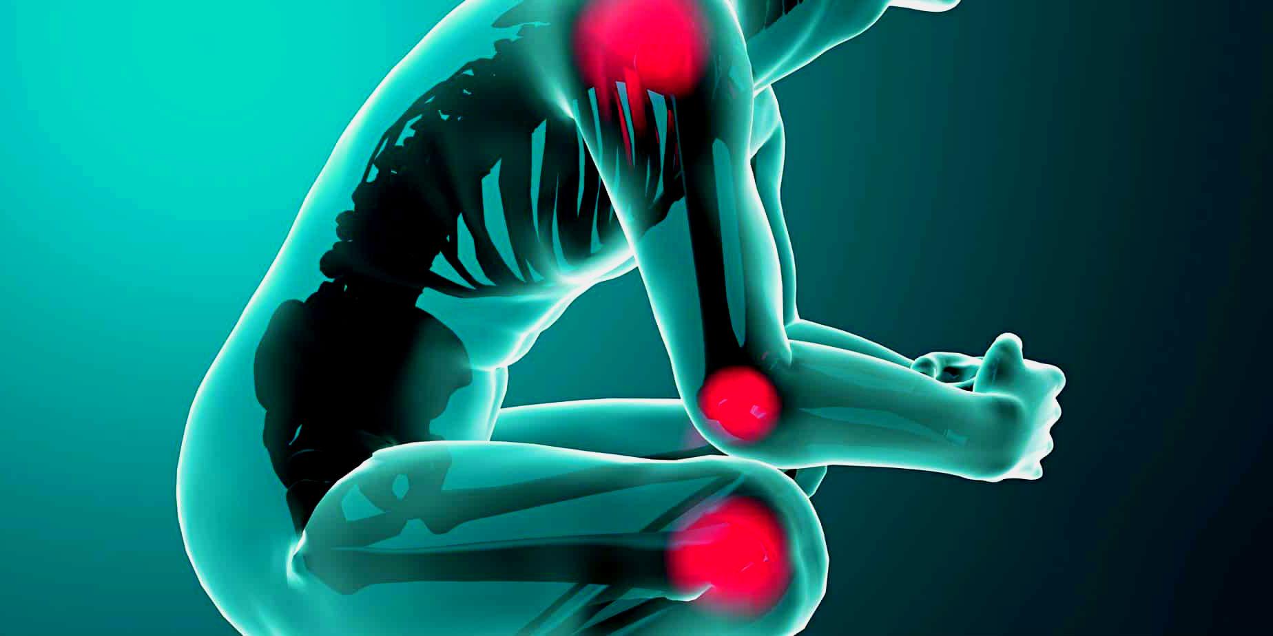 Боль может поразить любой сустав