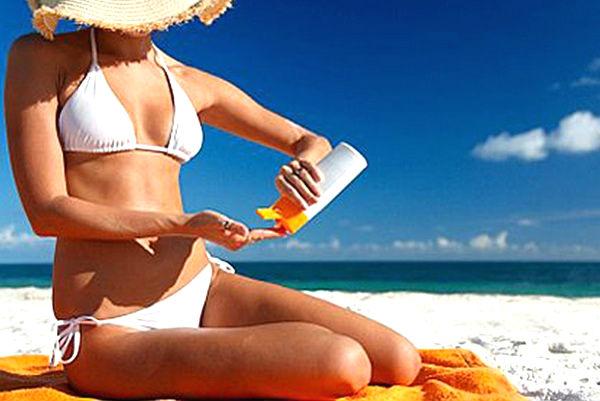 аллергия на солнце симптомы лечение фото