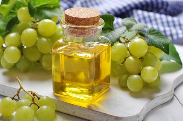 Масло виноградных косточек для волос применение