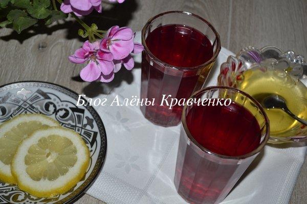 Напиток из базилика рецепт