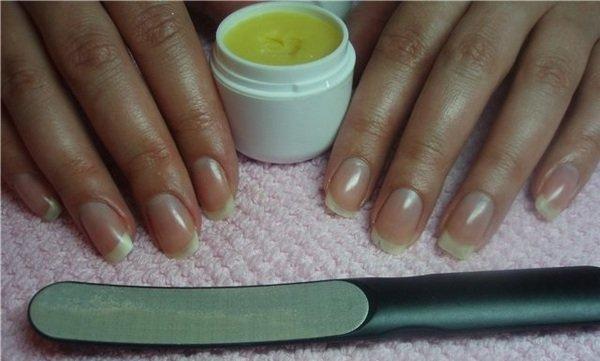 Как укрепить ногти на руках в домашних условиях