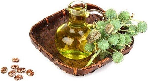 Касторовое масло для ресниц и бровей