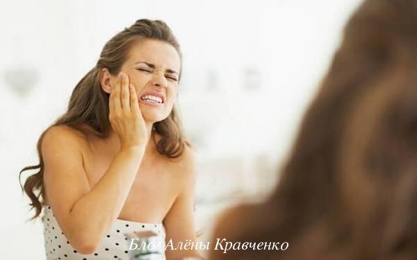 Как быстро избавиться от зубной боли в домашних условиях
