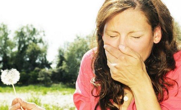 Когда возникает аллергия на цветение?