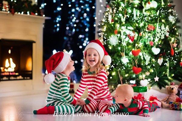 Конкурсы и игры на Новый год для детей