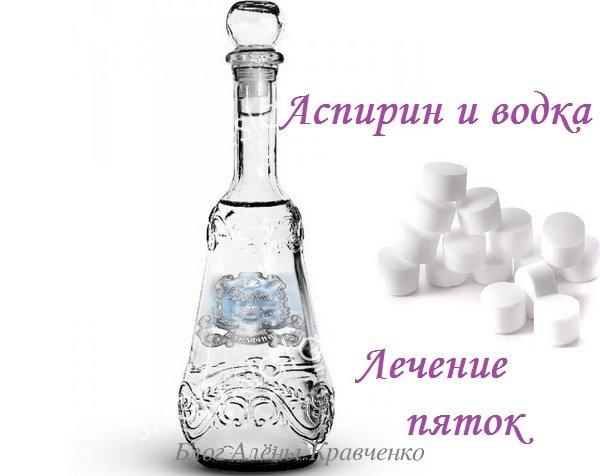Аспирин для пяток