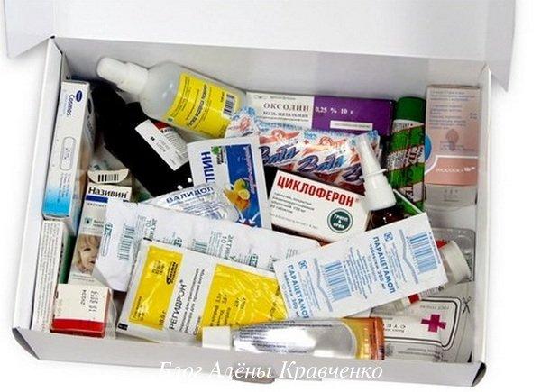 Что обязательно должно быть в домашней аптечке. Как хранить лекарства дома