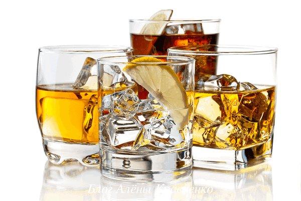 Культура пития спиртных напитков