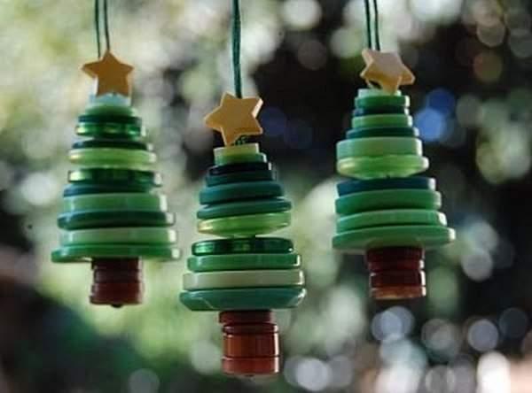 Самые классные идеи новогодних игрушек на елку своими руками