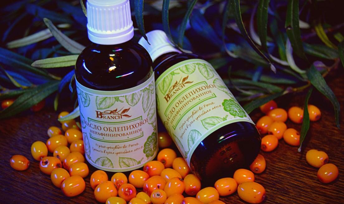 Облепиховое масло от дерматита