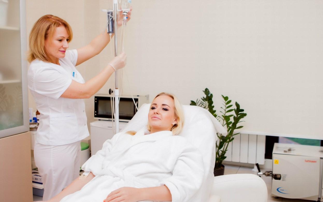 Озонотерапия капельница